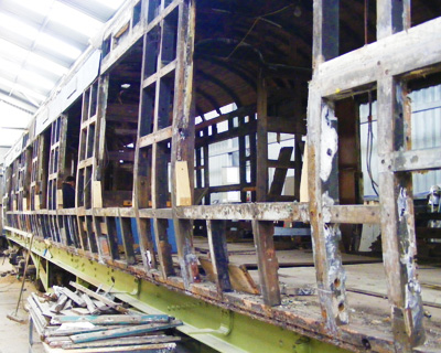 Timber work and restoration 1