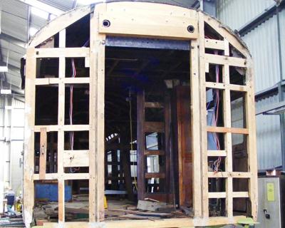 Timber work & Restoration 2