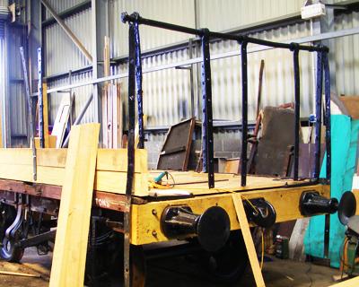 Timber work & restoration 3